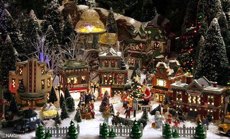 nakizm christmas diorama lemax christmas village christmas villages christmas village display