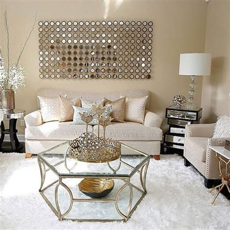 pure home decor 25 swoon worthy glam living room decor ideas digsdigs