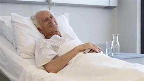 old bed guy happy man in hospital www pixshark com images