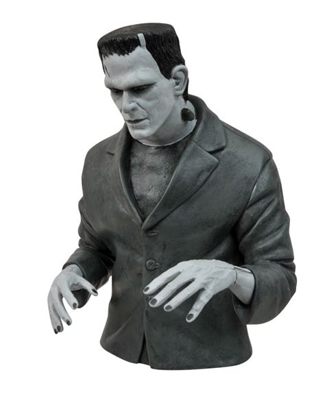 münster sparda bank walking dead and universal monsters bust banks at nycc