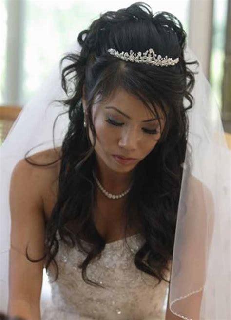 hairstyles down for brides half up half down wedding bridal hairstyles my bride hairs