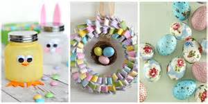 crafts gift ideas 60 easy easter crafts ideas for easter diy decorations