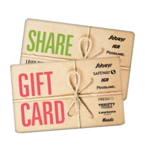 Gift Cards At Sobeys - news archive dr f w l hamilton school