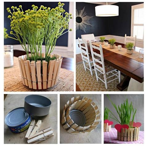 Diy Home Decor Craft Ideas by Chic Amp Cheap 15 Low Budget Home Decorating Ideas