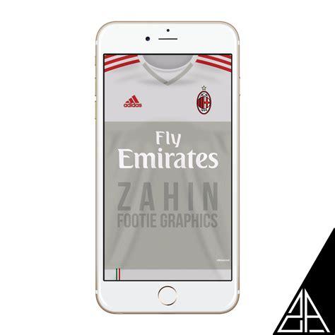 ac milan goalkeeper 2015 16 zahin footie graphics