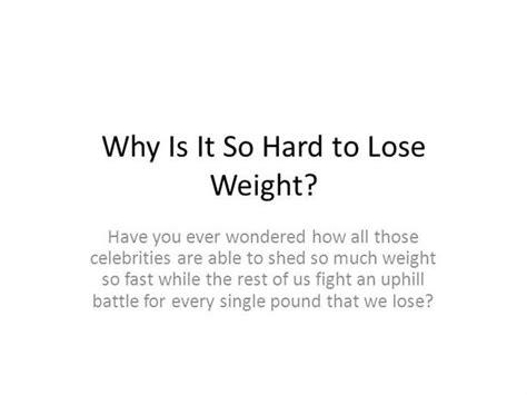 Why Is It So To Lose Weight by Why Is It So To Lose Weight 10 Day Turbo Diet