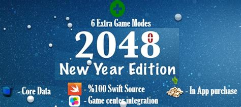 new year edition buy 2048 new year edition puzzle for ios chupamobile