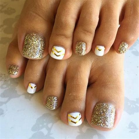 Toe Nail Designs by 20 Adorable Easy Toe Nail Designs 2017 Pretty Simple