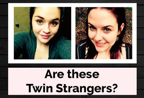 gemelli diversi senza gemelli diversi identici senza essere parenti d la