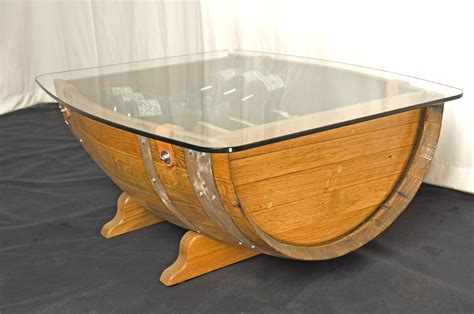 Wooden Barrel Coffee Table Wooden Barrel Coffee Table Furniture Roy Home Design