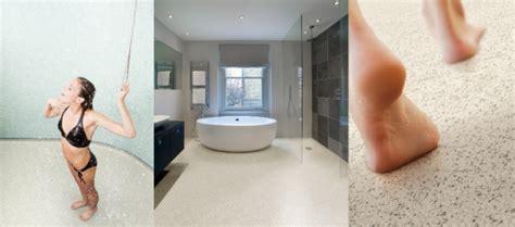 bathroom safety flooring safety flooring polysafe