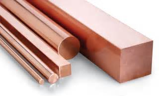 Copper Bar Bars Copper Distribution And Solutions In Non Ferrous Metals