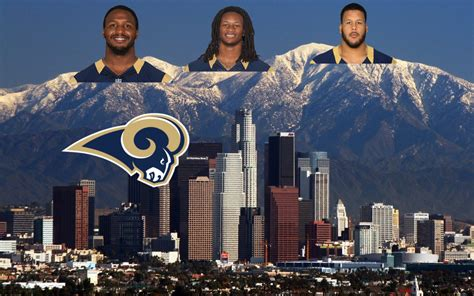 st louis rams move back to la the rams are coming back to la tony s take