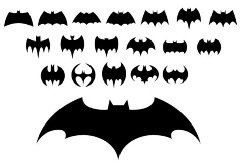 19 Batman logo vector Download Free Vector,PSD,FLASH,JPG  www.fordesigner.com