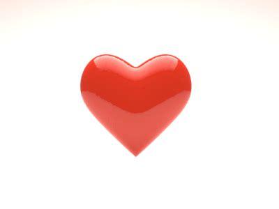 Gif Format Animation   broken heart 3d animation gif format by alex pronsky