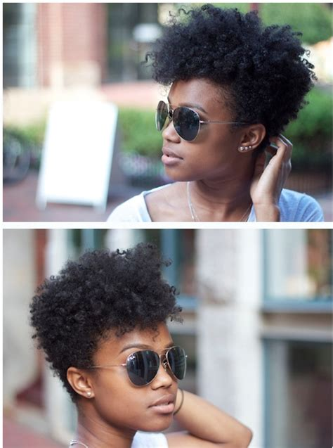 tapered hairstyles for black tapered natural hair hairstyle for black women