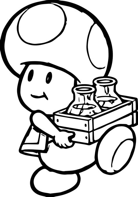Nintendo Coloring Pages | Wecoloringpage.com