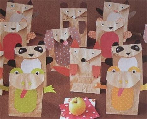 Paper Lunch Bag Crafts - 1000 images about paper lunch bag crafts on