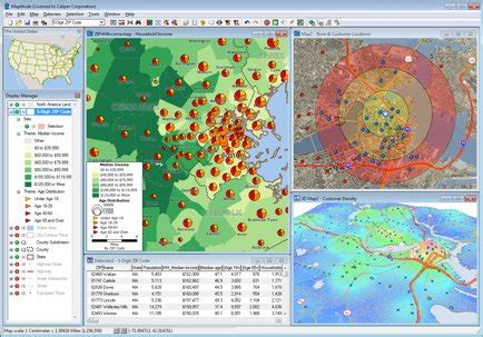 best gis programs gis software geographic information systems gis