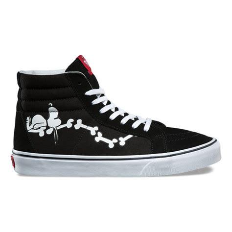 Sepatu Vans Sk8 Peanuts vans x peanuts sk8 hi reissue shoes vans official store