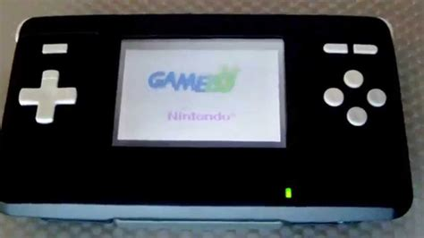 ds gameboy mod nintendo ds phat phatboy gameboy macro permanent gba mod