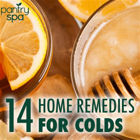 14 cold home remedies for babies miracles