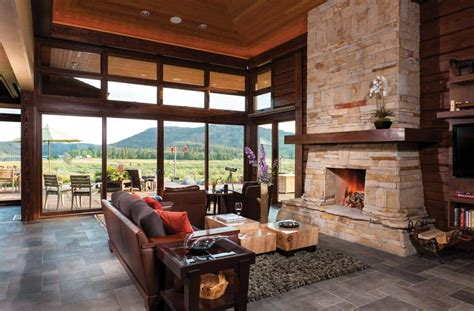 Home Design With Great Room by Great Room Photo Gallery Log Homes Timber Homes