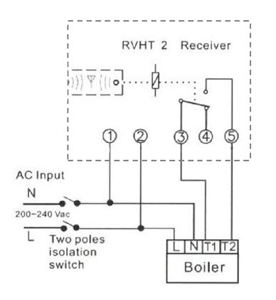 wiring diagram for boiler timer gallery wiring diagram