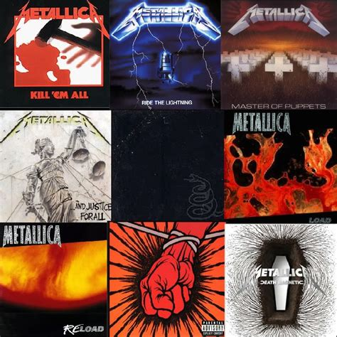 best of metallica album metallica albums search engine at search