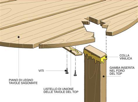 costruire un tavolo in legno fai da te tavolo con bancali fai da te come costruirlo in 19 passaggi