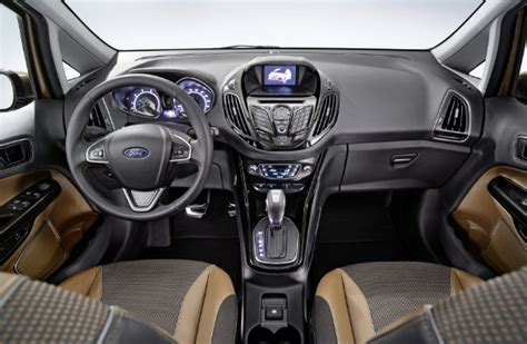 Max Interior by 2017 Ford B Max Review Release Price Ford References