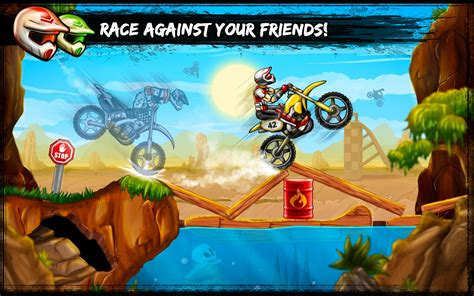 mod game bike rivals bike rivals apk free racing android game download appraw