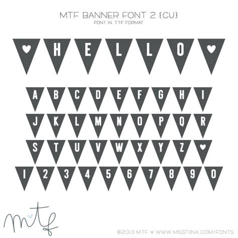 free printable fonts for banners 39 best images about miss tiina fonts on pinterest type