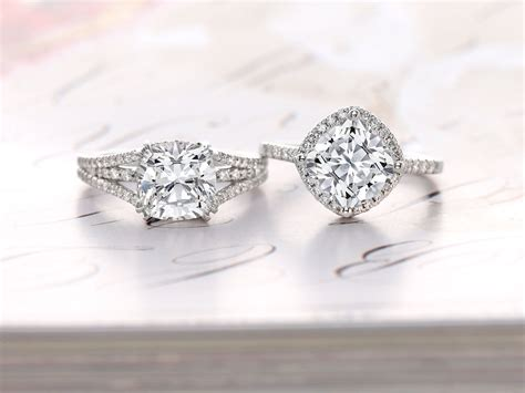 Pave Engagement Rings by Sparkling Pav 233 Engagement Rings Brilliant Earth