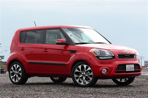 Kia Mpg 2013 2013 Kia Soul 2 0l Spin Photo Gallery Autoblog