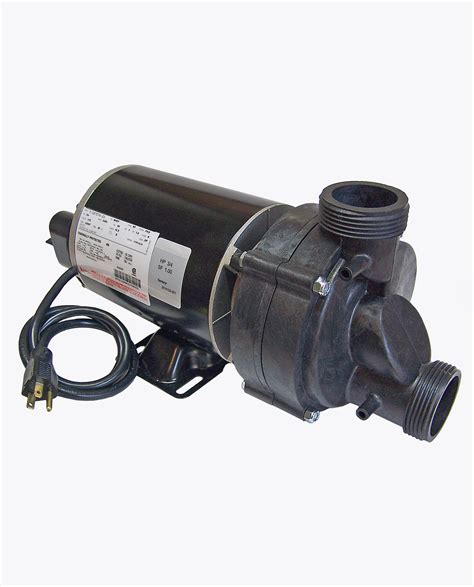 bathtub pump bathtub pump 3 4 hp with air switch and cord 115volts