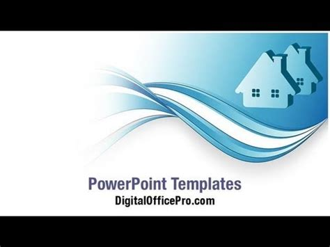 real estate powerpoint template presentationgo com real estate agent powerpoint template backgrounds