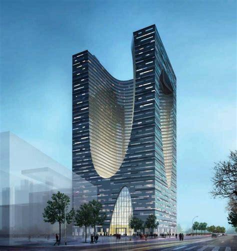 14 futuristic building designs in china interior design design news and architecture trends