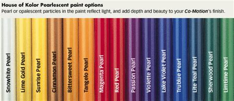 ppg pearl paint color chart automotive 2017 2018 cars reviews