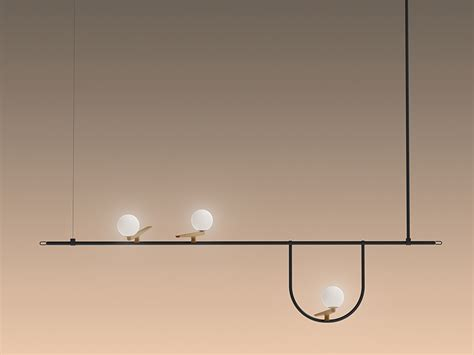 neri hu artemide yanzi collection presented at euroluce