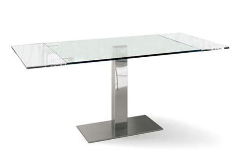 tavolo 80x120 tavoli tavolo elvis drive 80x120 180 cristallo furlani it