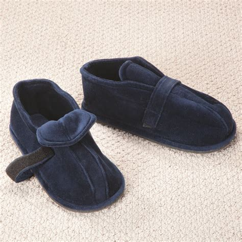 large slippers for swollen sole edema slippers