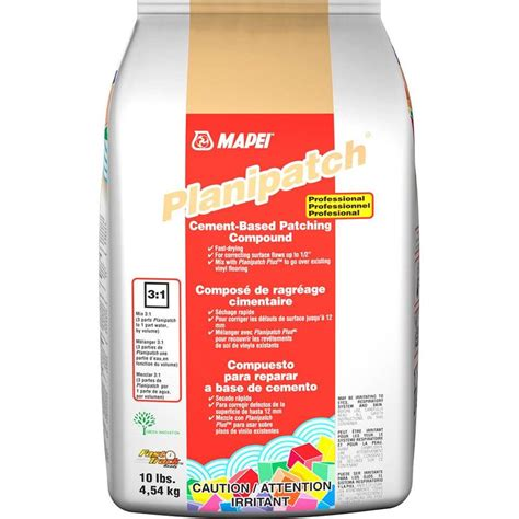 shop mapei planipatch indoor skimcoat and floor patch at lowes com