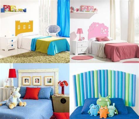 como hacer un cabecero de cama infantil c 243 mo hacer cabeceros de cama baratos uncomo
