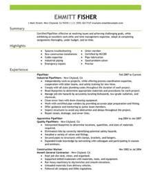 Image result for resume welder fitter
