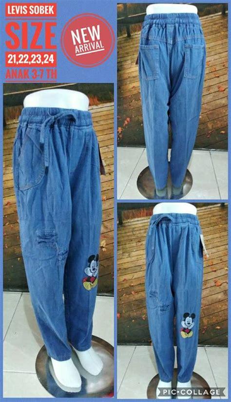 Celana Levis Ukuran 28 Sd 32 grosir celana levis anak terbaru murah 32ribuan