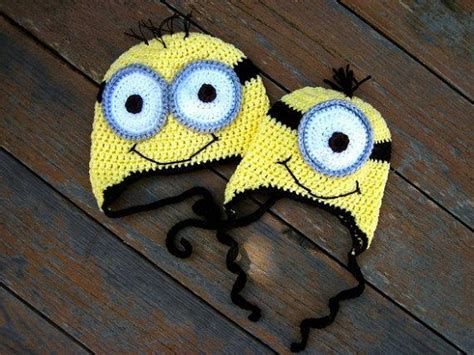 knitting pattern minion despicable me hat despicable me minion crochet hat pattern alldaychic