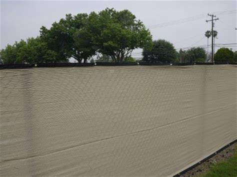 Landscape Fabric Fence Aleko 4 X 50 Beige Fence Privacy Screen Outdoor