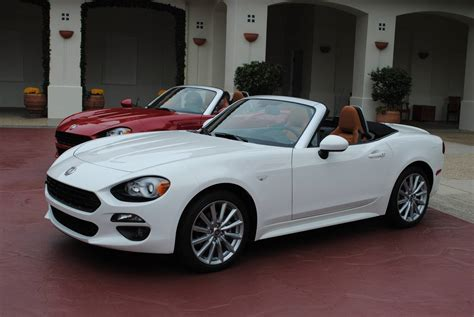 fiat spider 2017 fiat 124 spider review gtspirit