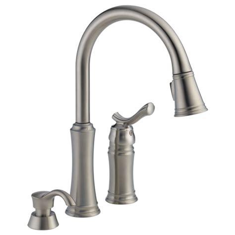 Delta Izak Faucet by Delta Izak Kitchen Faucet Delta Izak Single Handle Pull